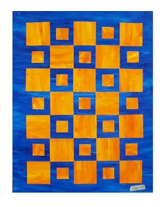 Complementary Color- Art Foundations- High School, 2011
